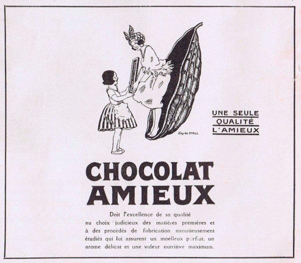 🍫 Chocolat  🍫 Amieux 🍫