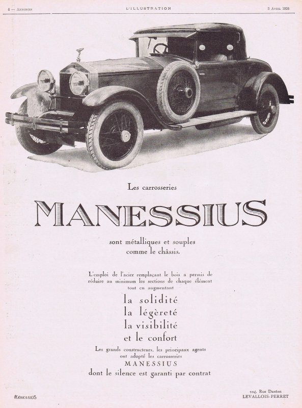 🚙  Automobiles 🚙 Accessoires - Carrosserie Manessius 🚙