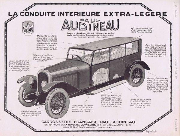 🚙  Automobiles 🚙 Accessoires - Carrosserie Paul Audineau 🚙