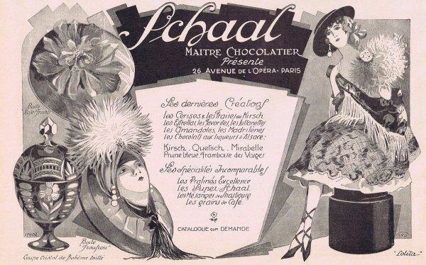 🍫 Chocolat  🍫 Schaal 🍫