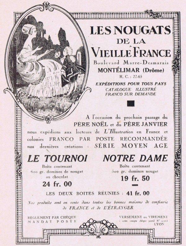 🧁 Confiserie 🧁 Les nougats de la Vieille France  🧁