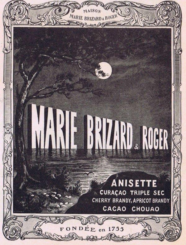 🍸 Spiritueux  💚  Maison Marie Brizard & Roger 🍸
