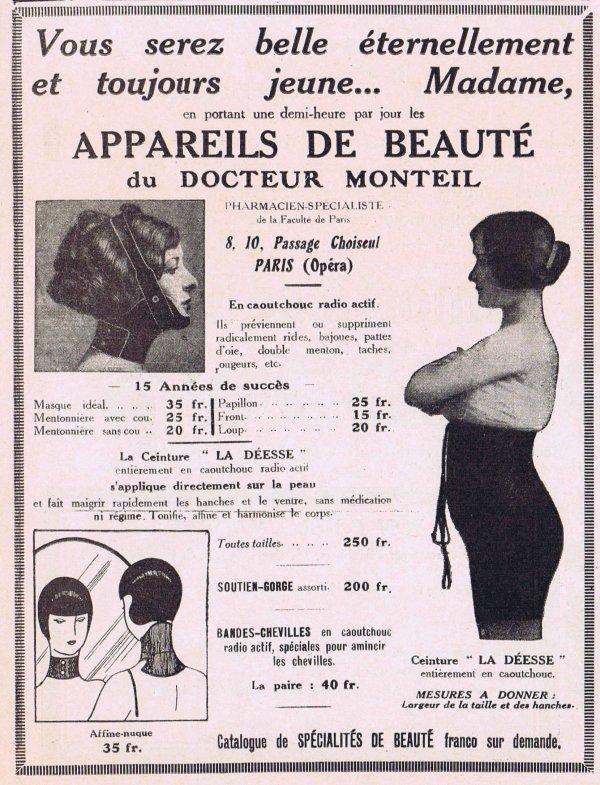 💊 Santé 💊 Dr Monteil - spécialiste des appareils de beauté  💊