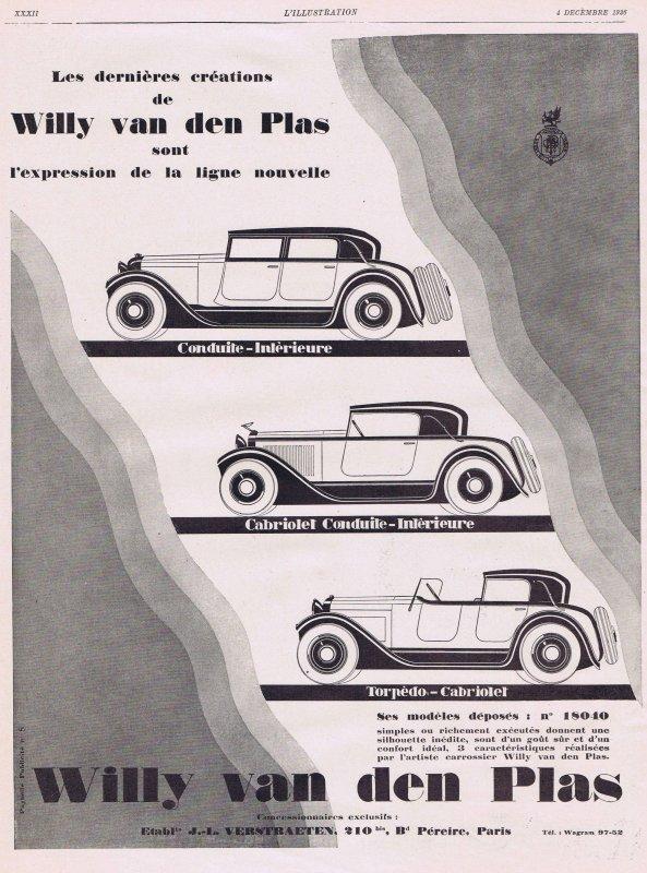 🚗 Automobile 🚗  Willy Van den Plas 🚗