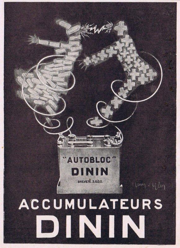 🚙  Automobiles 🚙 Accessoires - Accumulateurs Dinin 🚙