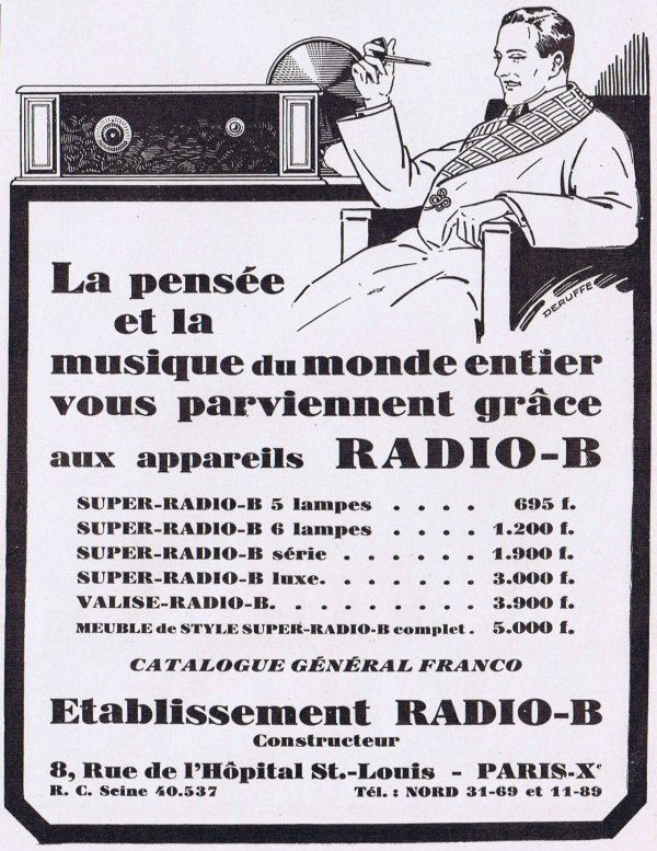 📻  Radio-B 📻