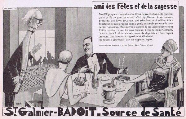 🥤 Boisson  💚  Eau Badoit 🥤