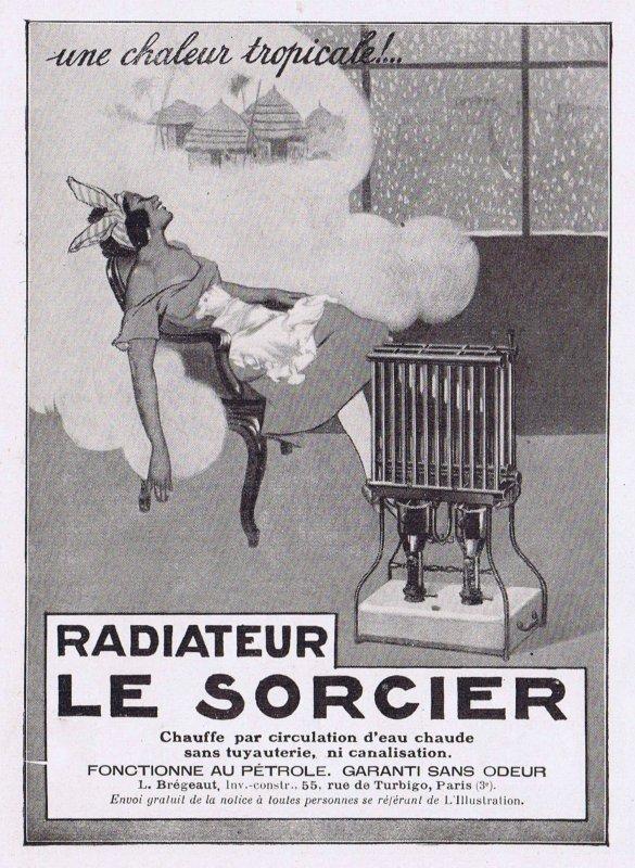 🎇 Les radiateurs 🎇