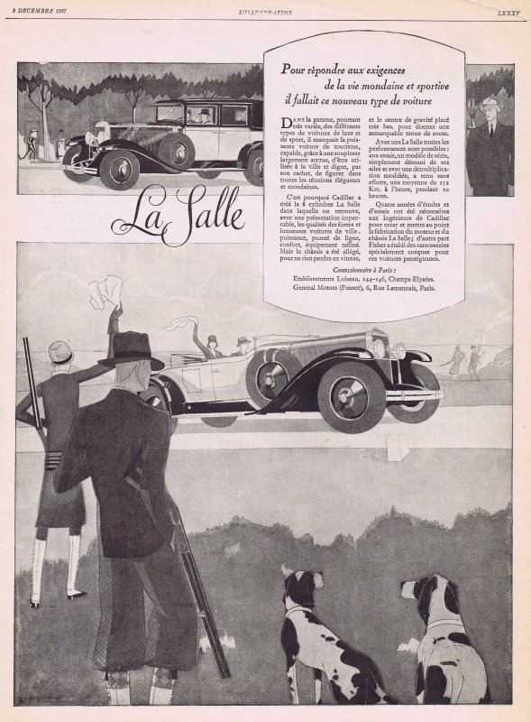 🚗 Automobile 🚗 La Salle  🚗