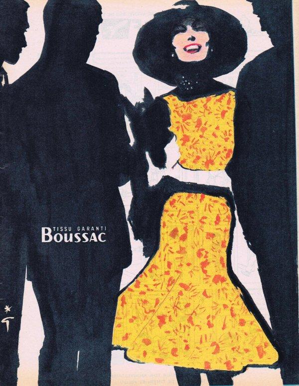 🎨 Dessin de René Gruau 🎨  👔 Mode Femmes & Hommes 👔
