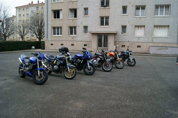 Salon de la moto Eurexpo 26/02/11