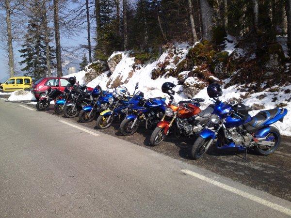 Col du Granier 05/03/11