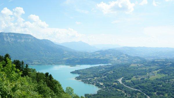 Lac d'Aiguebelette 22/05/2011