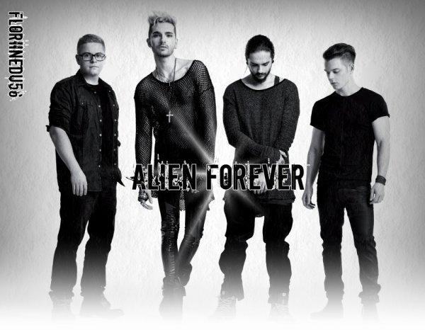 Ŧ Tokio Hotel, 10 lettrees ùun groùupee, ùun rêve devenùu réalité Ŧ