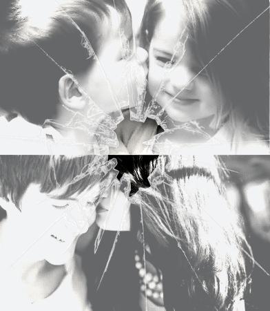 « - Mais je t'aime à en mourir ! - Garde ton amour pour une autre, tu as changé ! »