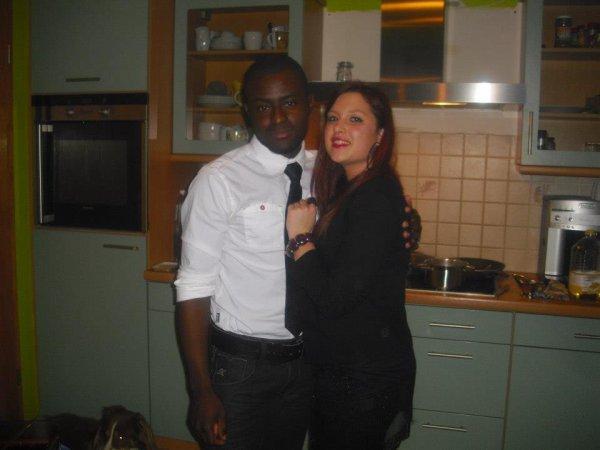 Cecile et moi