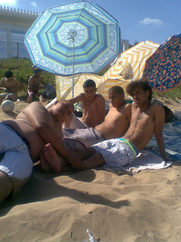 in plage