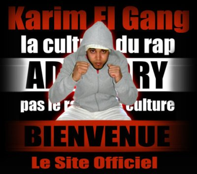Karim El gang Les Pages OFficielle