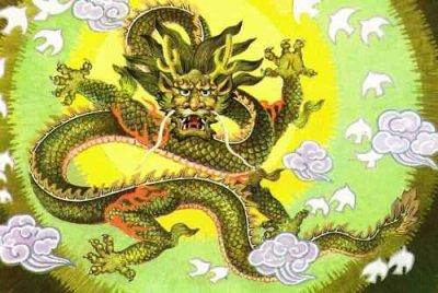 dragon creature mystique