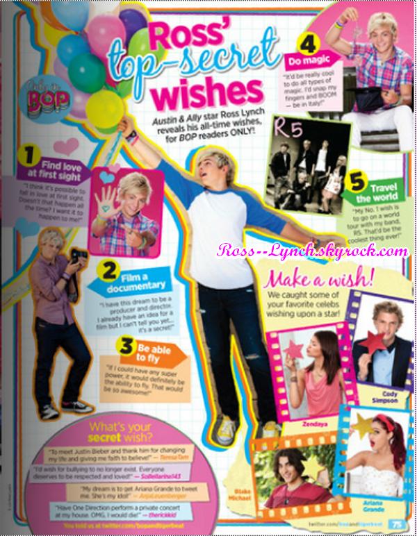 Scan magazine + photos / Scan magazine + photos