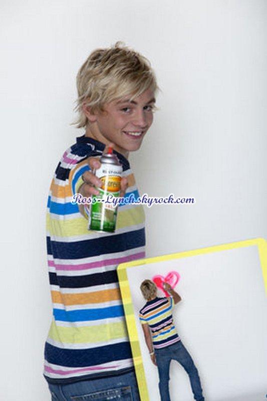 Nouvelles photos de Ross / News photos of Ross