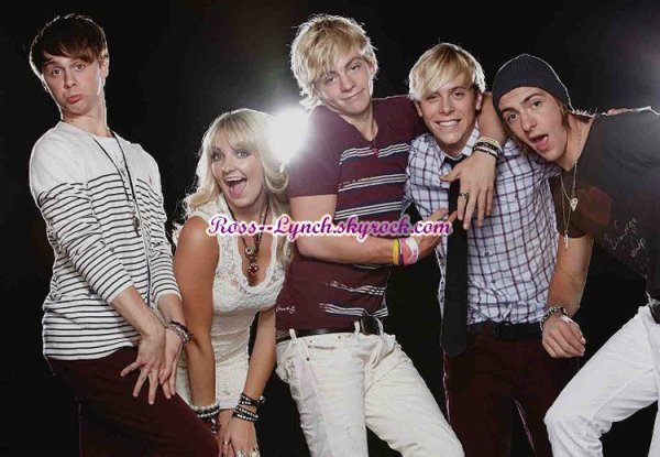 Ross et R5 / Ross and R5