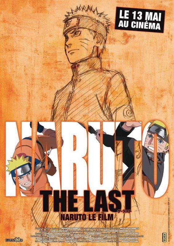La sortie en France de The Last Naruto Le Film!!!!!