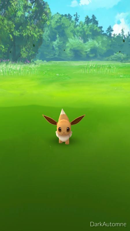 Pokemon Go !