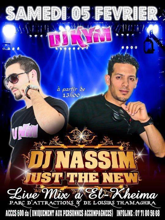RDV le 05-02-2011    à EL-KHEIMA  avec DJ NASSIM