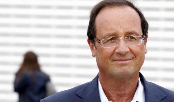 François Hollande est le nouveau président français et remporte la présidentielle avec 51,9%