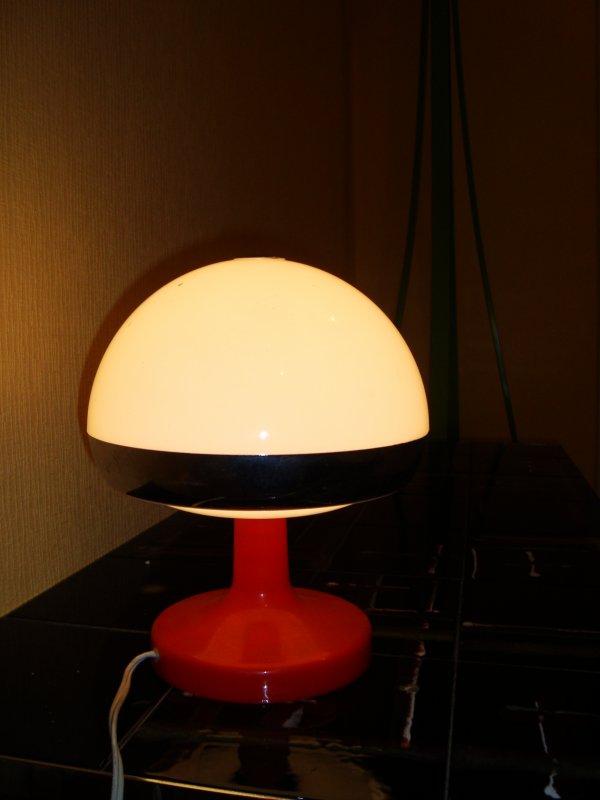 Lampe De Bureau Table Vintage 39 60 Colani Eames Panton