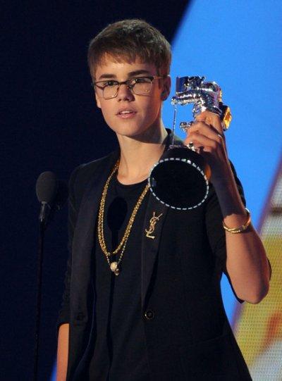 Cérémonie MTV video music awards 2011