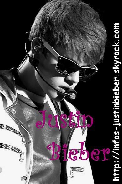 ∞ Ta source pour suivre l'actu de Justin Bieber.
