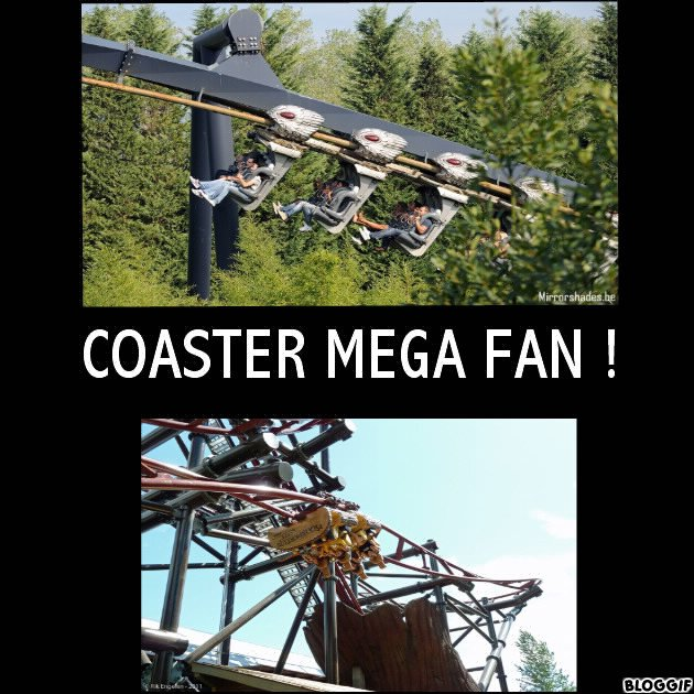 Le blog de Coaster Mega Fan