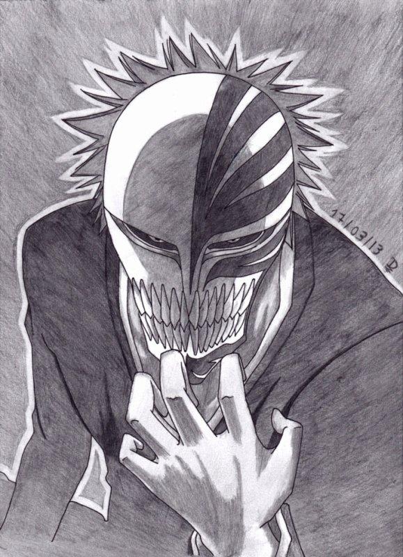 8ème Dessin : Ichigo Kurosaki !