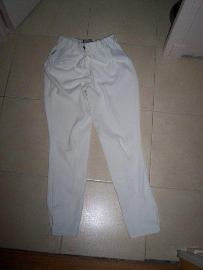 Pantalon blanc Belstar