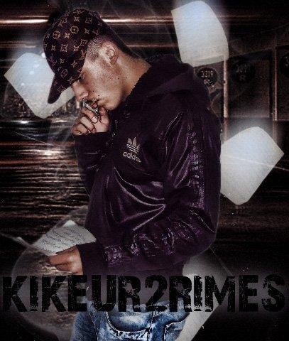KIKEUR2RIMES - MAXI 6 TITRES