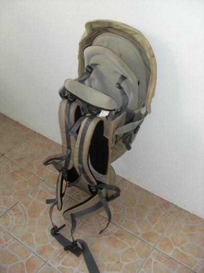 Porte bébé \'Lafuma\' - Blog de ventebladi