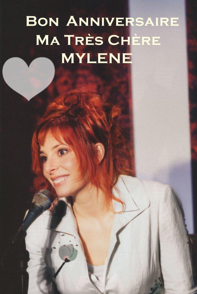 Bon anniversaire Mylène <3
