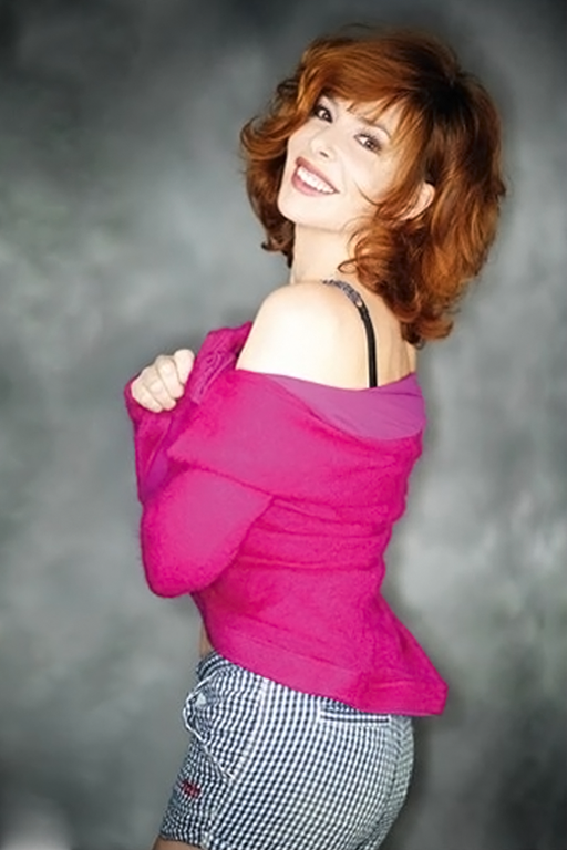 Mylène, photo inédite