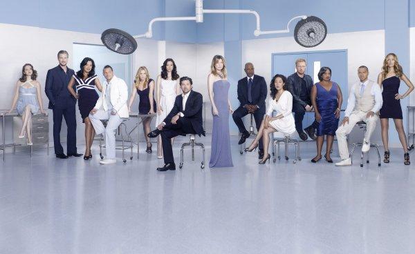 Grey's Anatomy Saison 7