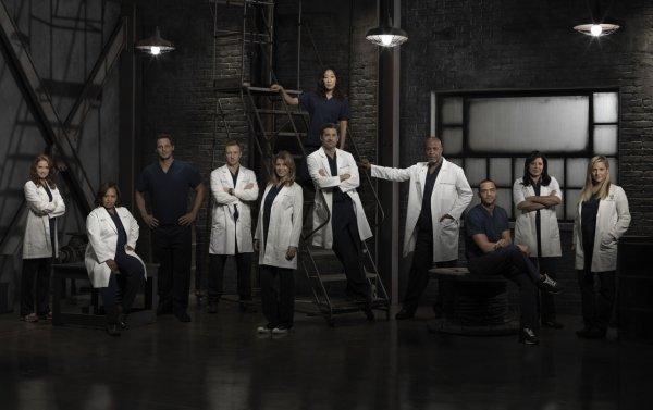 Grey's Anatomy Saison 9