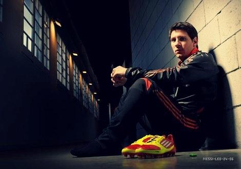 Messi ! Messi ! ... Et encore Messi !