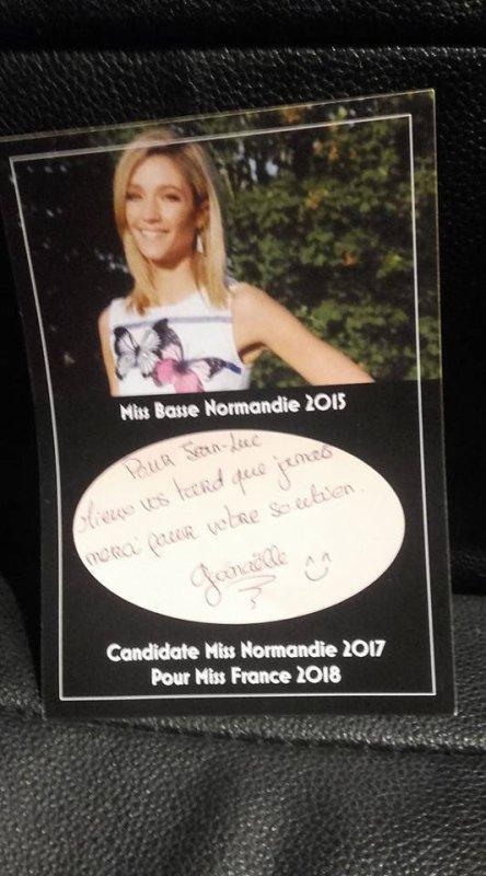 Miss Basse Normandie 2015
