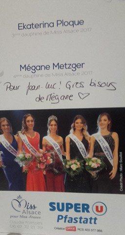 4éme dauphine de miss Alsace 2017