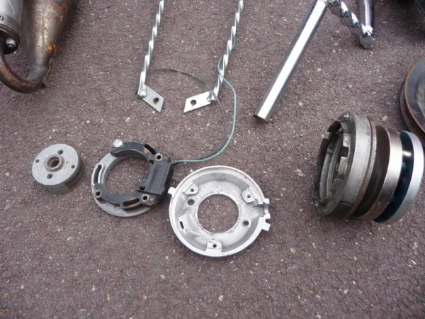 Ventes PVL, Conti, Booster,103 SPX, Chrome,Stage6, vario