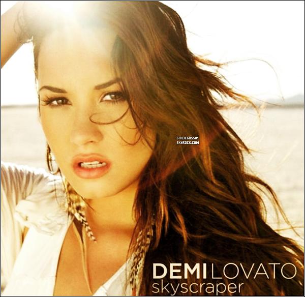 Demi Lovato : Skyscraper !