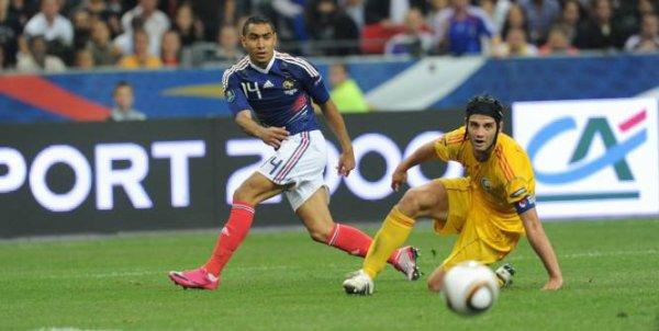 Sélectionné en Equipe De France