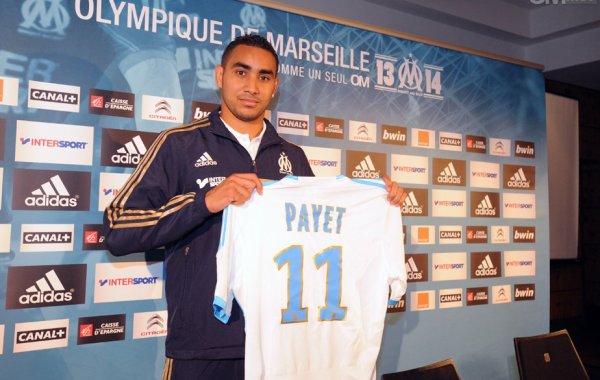 Dimitri Payet signe à Marseille