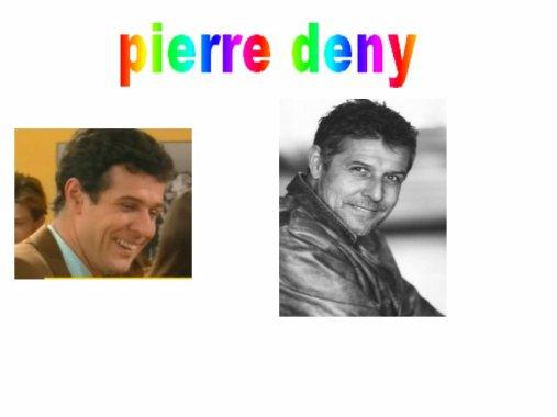 Pierre Deny   le miel et les abeilles